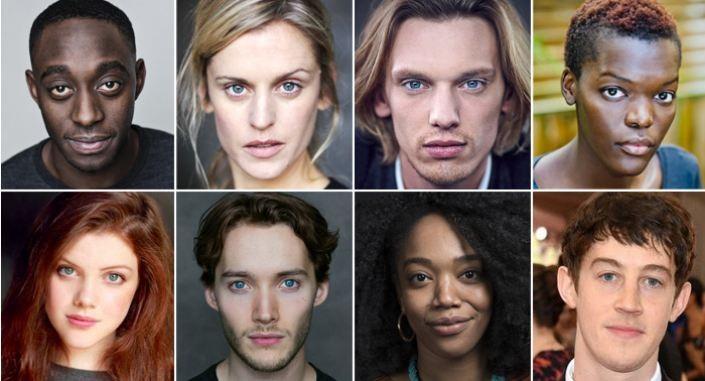 GOT prequel cast members