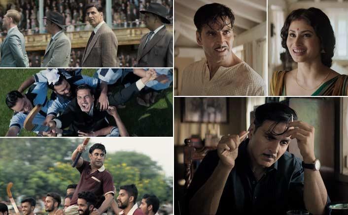Gold trailer,Gold movie trailer,Amit Sadh,Kunal Kapoor,Vineet Singh,Akshay Kumar,Akshay Kumar Gold,Akshay Kumar goosebumps