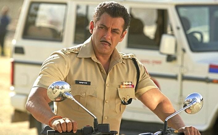 Salman Khan in Dabangg 3