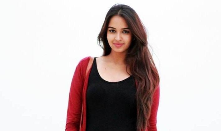 Actress Poojitha Ponnada