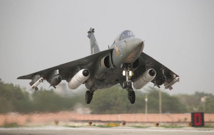 LCA Tejas SP-3 flight tests