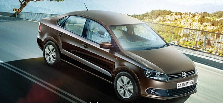 Volkswagen Vento Facelift Makes India Debut at 7.44 lakh; Check Feature, Price, Variant Details