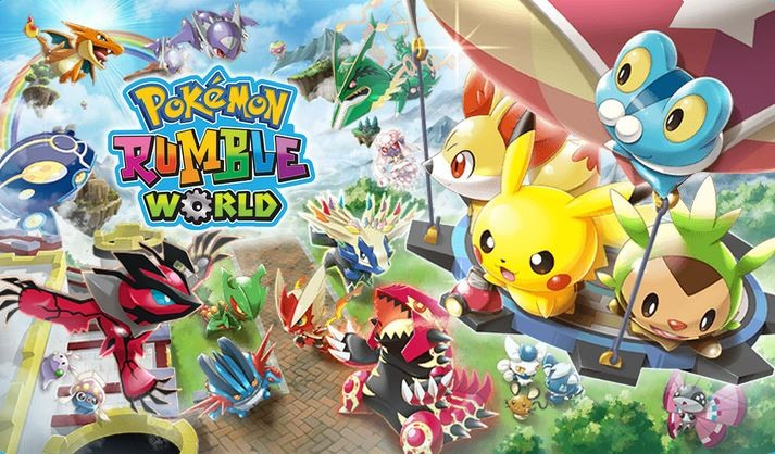 Pokemon Rumble World: List of Leaked Pokemon Passwords; Firmware Patch Released - IBTimes India