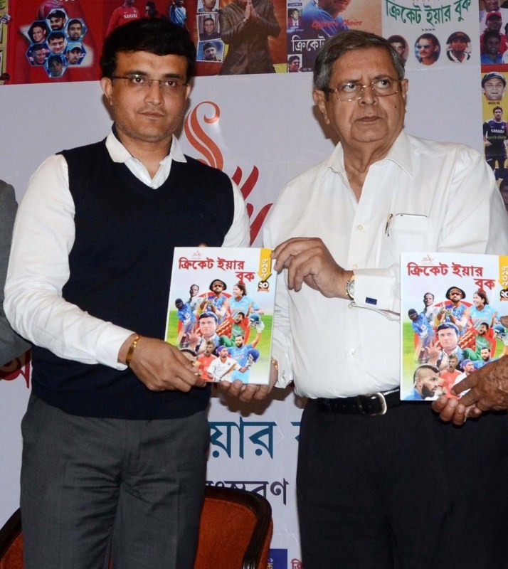 Sourav Ganguly,Cricket Year Book,Cricket Year Book launch,Cricket Year Book launch pics,Cricket Year Book launch images,Cricket Year Book launch stills,Cricket Year Book launch pictures