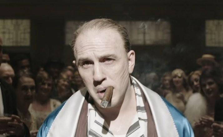 Tom Hardy,Dunkirk star Tom Hardy,Tom Hardy new look,Tom Hardy as Al Capone,Al Capone,Fonzo,Tom Hardy in Fonzo,Fonzo  poster,Fonzo  stills,Fonzo pics,Fonzo images