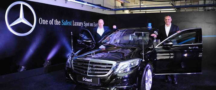 Mercedes Benz S600 Guard