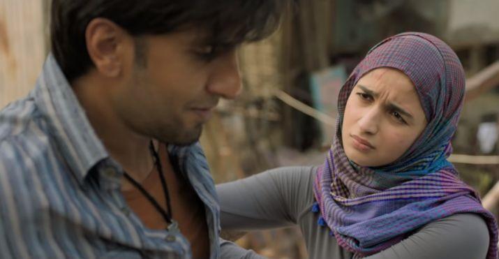 Alia Bhatt in Gully Boy