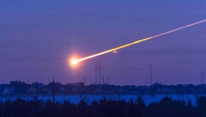 NASA meteor