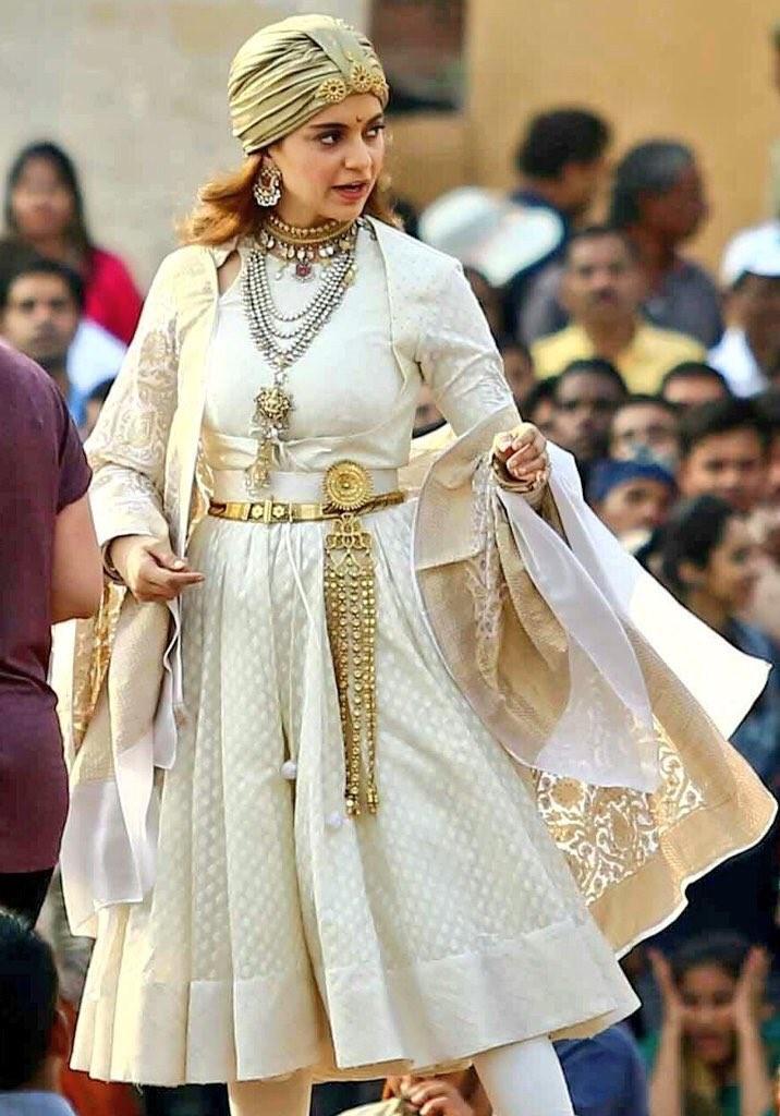 Kangana Ranaut,actress Kangana Ranaut,Kangana Ranaut as Jhansi Rani Lakshmi Bai,Manikarnika: The Queen of Jhansi,Jhansi Rani Lakshmi Bai,Manikarnika: The Queen of Jhansi on the sets,Manikarnika: The Queen of Jhansi movie pics,Manikarnika: The Queen of Jha