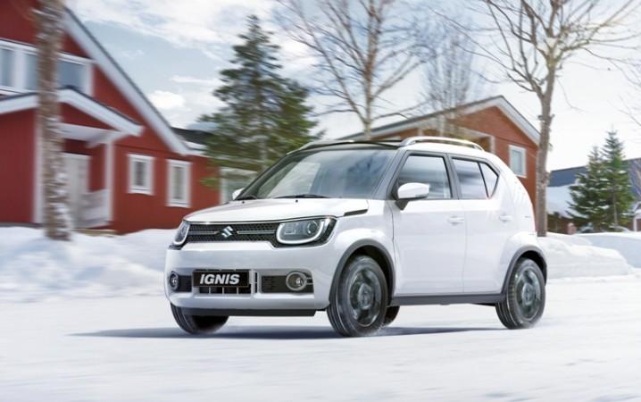 Maruti Suzuki Ignis Export Price