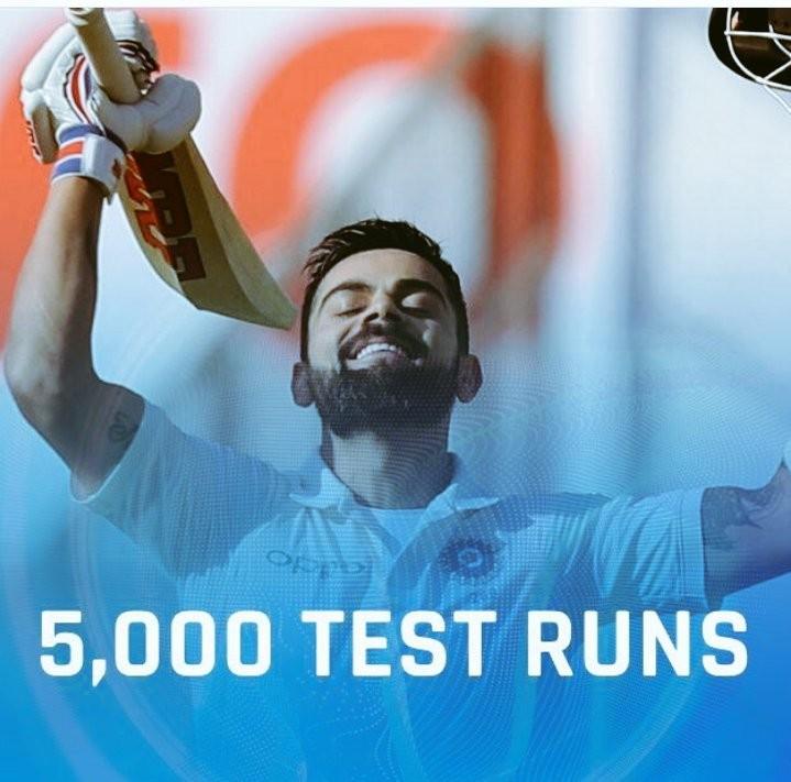 India vs Sri Lanka,India vs Sri Lanka 2017,Virat Kohli,Virat Kohli 5,000 Test runs,India,Sri Lanka,Virat Kohli record