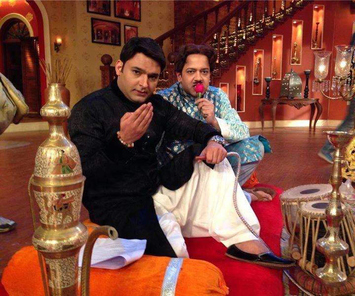 Kapil sharma,comedy nights with kapil,kapil sharma birthday,comedian,debut film,Yash Raj Films,singer,rare pictures,Photos
