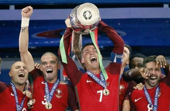Euro 2016,Euro 2016 final,Cristiano Ronaldo,Portugal,Portugal beats France,Portugal wins win Euro 2016 final,Euro 2016 final pics,Euro 2016 final images,Euro 2016 final stills,Euro 2016 final pictures