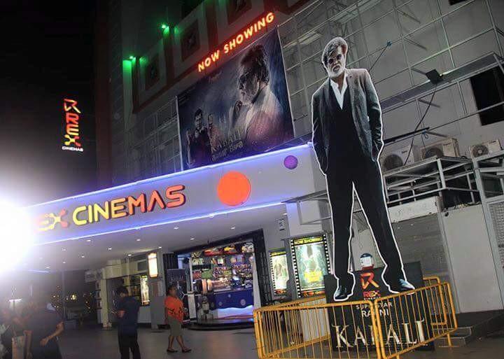 Rajinikanth,Kabali Cutouts around the world,Kabali,Kabali Cutouts,Superstar Rajinikanth,Rajinikanth's Kabali,Kabali Cutout,Kabali celebrations,Rajinikanth movie,Kabali fever
