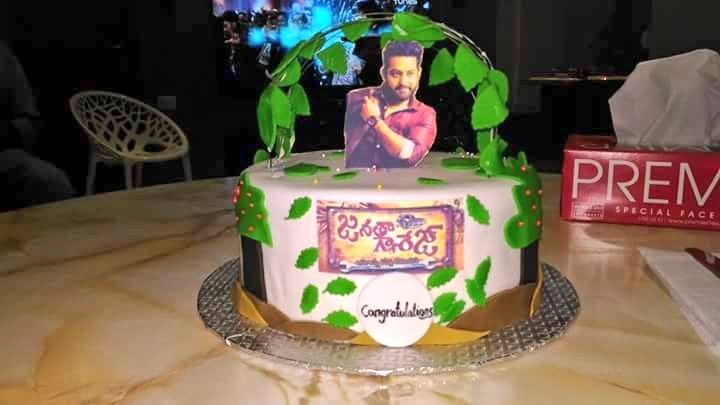 Actor Nandamuri Taraka Rama Rao Jr. celebrates Janatha Garage Success which released on 1st September. The film is getting great positive response all over Andhra Pradesh. Director Koratala Siva has been successful by making the film fully entertainment with a complete package of action, Romance, and Comedy.