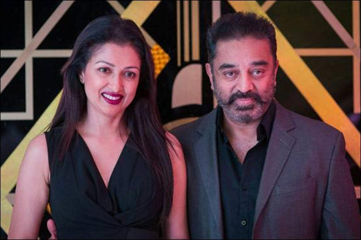 Check out rare and unseen pictures ofKamal Haasan and Gautami.