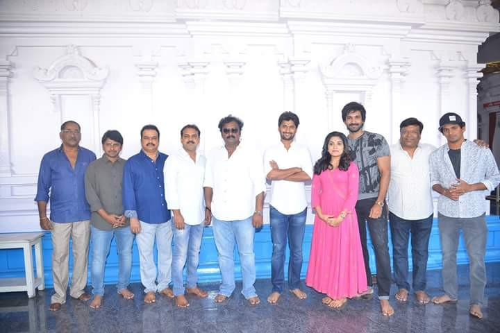 To be written and directed by debutant Siva Nirvana, the film is being bankrolled by DVV Danayya.