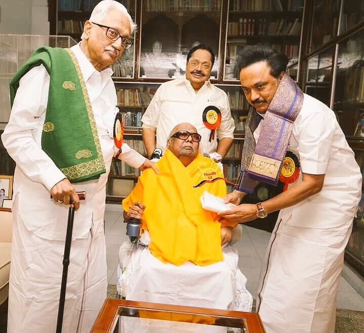 Stalin,M.K. Stalin,Stalin appointed DMK working president,Stalin DMK working president,Stalin working president,DMK working president,DMK president,DMK party,DMK