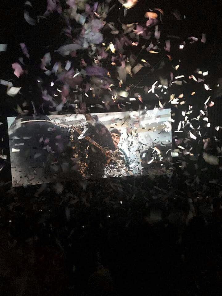 Katamarayudu,Katamarayudu movie release,Katamarayudu release,Pawan Kalyan,Pawan Kalyan fans,Pawan Kalyan fans celebrate Katamarayudu,Katamarayudu celebrations,Katamarayudu movie celebrations,Katamarayudu celebrations pics,Katamarayudu celebrations images