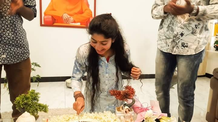 Sai Pallavi,Sai Pallavi birthday,Sai Pallavi birthday celebrations,Sai Pallavi birthday celebration,Sai Pallavi birthday celebration pics,Sai Pallavi birthday celebration images,Sai Pallavi birthday celebration stills,Sai Pallavi birthday celebration pict