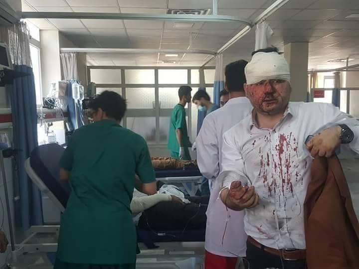Afghanistan,Afghanistan blast,Indian embassy in Kabul,Indian embassy,Blast Near Indian Embassy in Kabul,Wazir Mohammad Akbar Khan area,Afghan capital