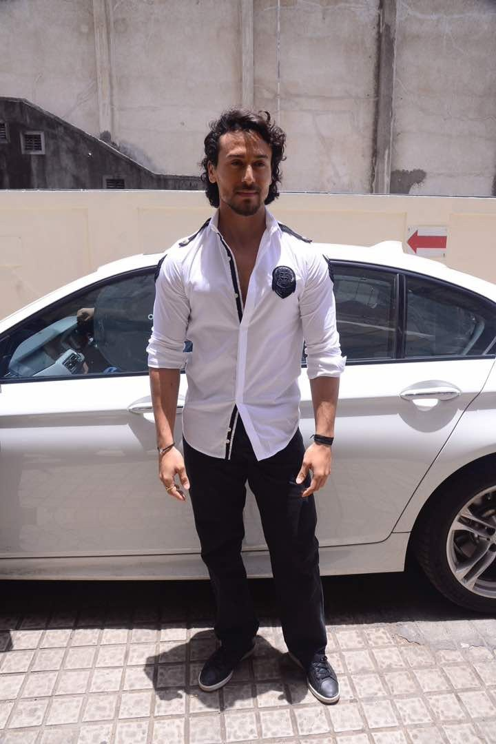 Tiger Shroff,Nidhhi Agerwal,Nawazuddin Siddiqui,Munna Michael,Munna Michael Trailer,Munna Michael Trailer launch,Munna Michael Trailer launch pics,Munna Michael Trailer launch images,Munna Michael Trailer launch stills,Munna Michael Trailer launch picture