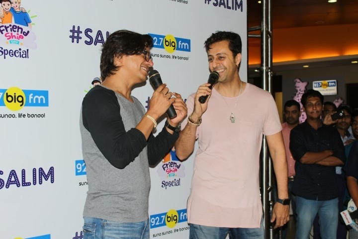 Shaan,Salim,Singer Shaan,Singer Salim,Shaan,Salim celebrates Friendship,Friendship day,Friendship day celebration
