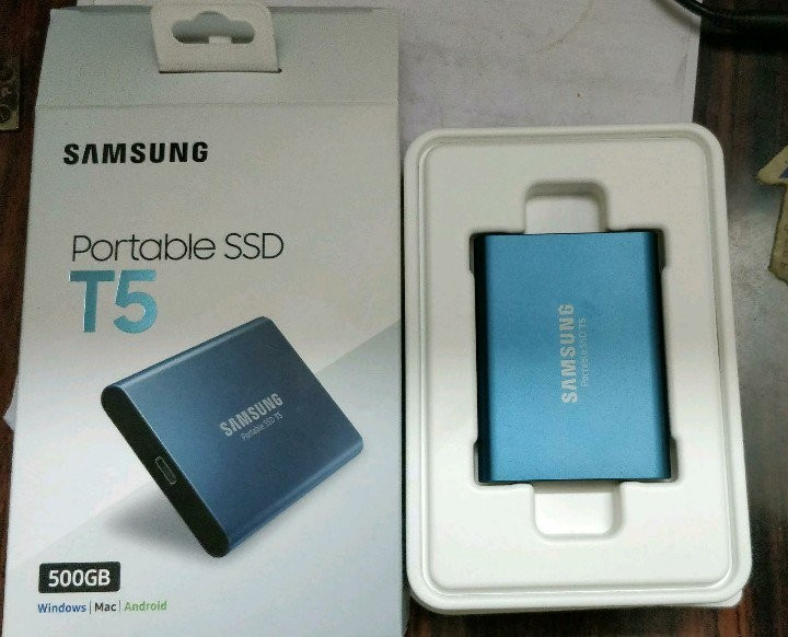 Samsung,SSD T5,Samsung Portable solid state drive,SSD,V-NAND,Samsung Electronics,Samsung mobile