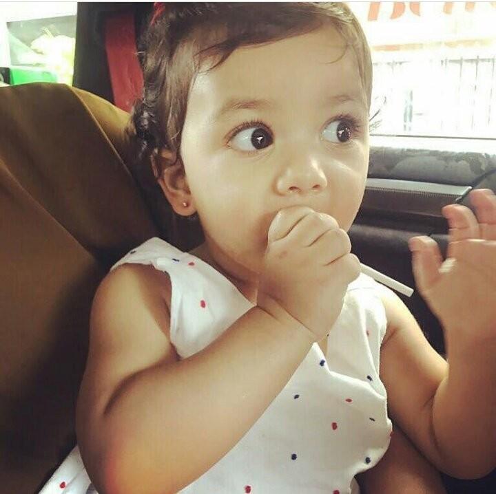 Shahid Kapoor,Shahid Kapoor daughter,shahid kapoor mira rajput,Shahid's daughter Misha Kapoor,Misha Kapoor gets her ears pierced