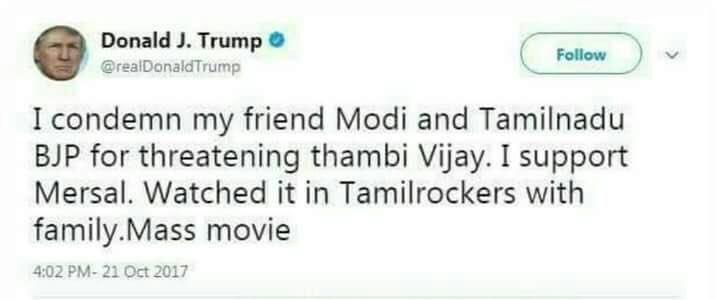 Mersal memes,Mersal movie memes,Mersal trolls,Mersal movie trolls,Thalapathy Vijay,Vijay,Ilayathalapathy Vijay,Vijay trolls,Vijay memes,actor vijay memes