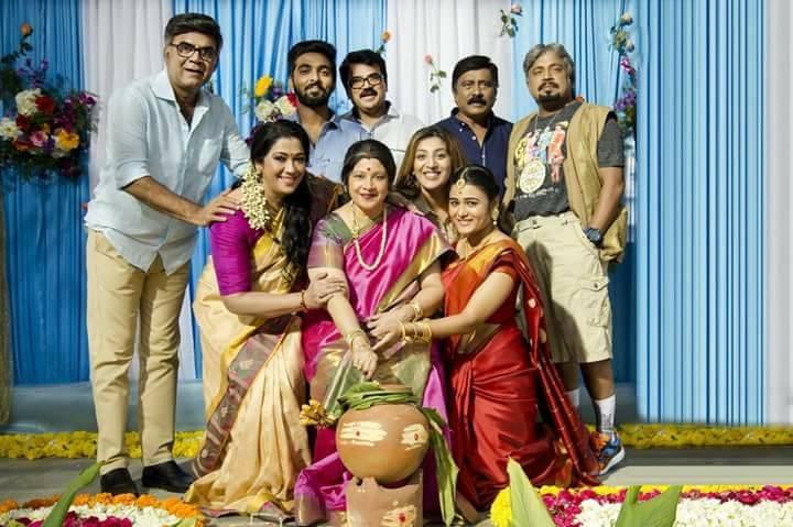 GV Prakash and Shalini Pandey,GV Prakash,Shalini Pandey,Pongal,Pongal celebration,100% Kadhal,100% Kadhal pics,100% Kadhal images,100 percent kadhal,100% Kadhal stills