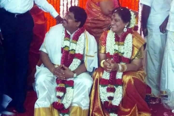 Sasikala Pushpa,Sasikala Pushpa wedding,Sasikala Pushpa marriage,Sasikala Pushpa wedding pics,Sasikala Pushpa marriage pics,Sasikala Pushpa weds Ramaswam,lawyer B Ramaswamy