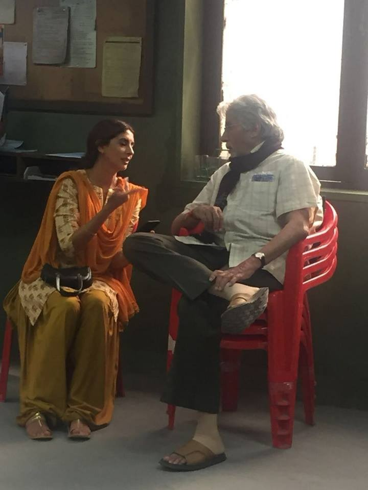 Amitabh Bachchan,Amitabh Bachchan daughter,Amitabh Bachchan twitter followers,Shweta Bachchan-Nanda,Shweta Bachchan,Amitabh Bachchan with daughter,Amitabh Bachchan pics,Amitabh Bachchan images