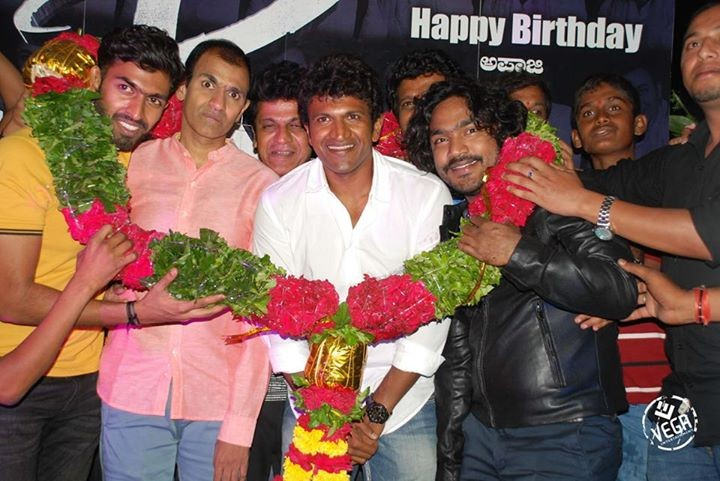Vinay Rajkumar,Vinay Rajkumar's R The King Movie Launch,R the King,Shiva Rajkumar,Puneeth Rajkumar,Rajkumar birthday celebration,Vinay Rajkumar new movie,actor Vinay Rajkumar,Vinay Rajkumar in r the king