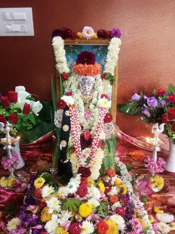 Happy Varamahalakshmi festival 2018,Happy Varamahalakshmi festival,Varamahalakshmi festival 2018,Varamahalakshmi festival,goddess Lakshmi,Lakshmi god Decorated,Varamahalakshmi decoration,Varamahalakshmi decoration pics,Varamahalakshmi decoration images
