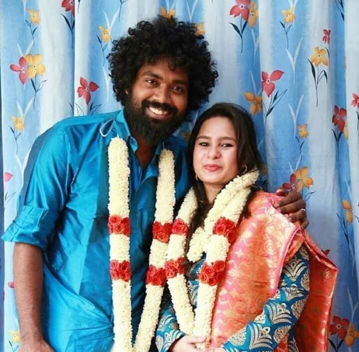 Bigg Boss Tamil 2,Daniel Annie Pope,Daniel weds Denisha,Daniel wedding,Daniel marriage,Daniel Annie Pope weds