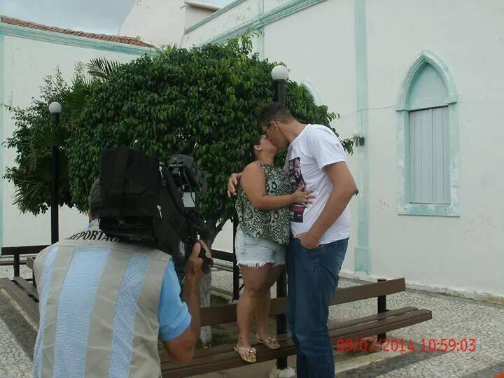 Joelison Fernandes Da Silva And Evem Medeiros