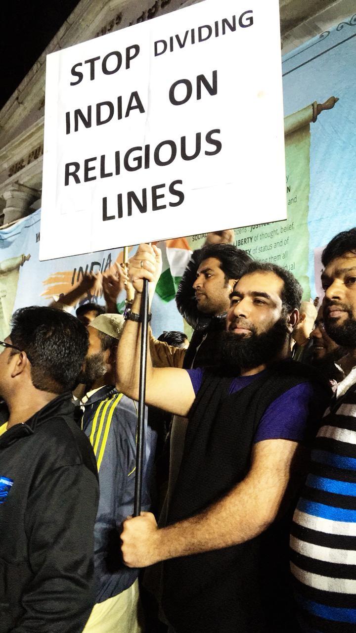 Bengaluru protests