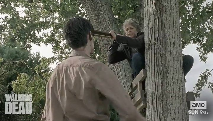 walking dead daryl and maggie