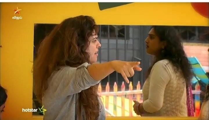 Sherin blasts Vanitha Vijayakumar in Bigg Boss Tamil: 'How