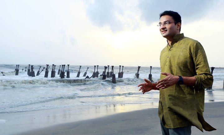 Kozhikode Collector Prasanth Nair