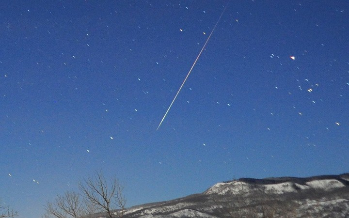 The Quadrantids, which usually peak during early-January each year, are considered to be one of the best annual meteor showers.