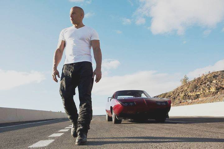 Furious 7 PosterFacebook Fast