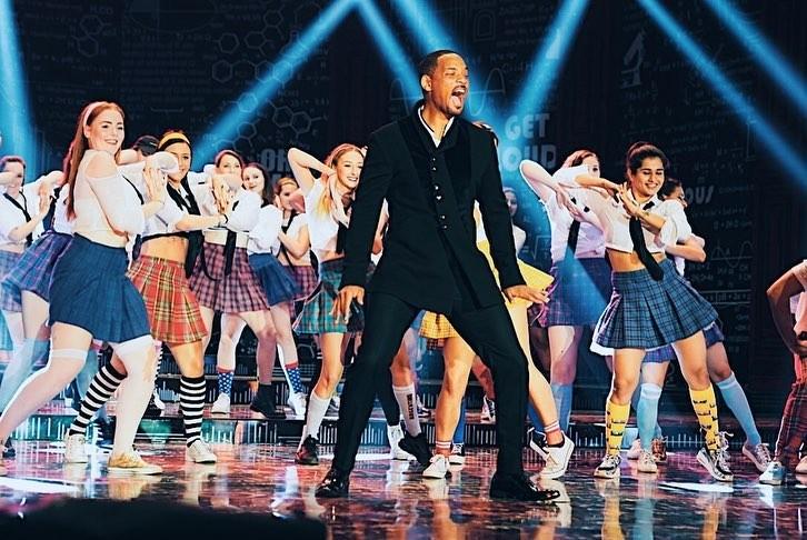 Will Smith,Will Smith dances with Tiger Shroff,Tiger Shroff,Student of the Year 2,Will Smith at Student of the Year 2,Student of the Year 2 on the sets,Tara Sutaria,Ananya Panday