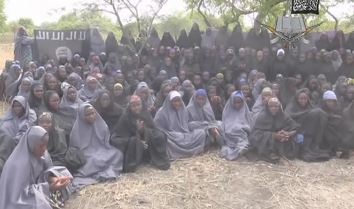 One of the over 200 Chibok girls was found abandoned in Mubi.