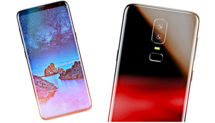 Vkworld S9 - Galaxy S9 clone