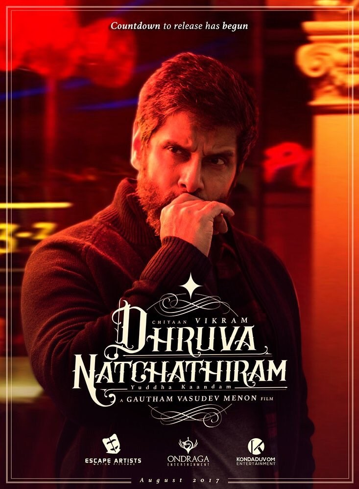 Vikram,Dhruva Natchathiram,dhruva natchathiram first look,Dhruva Natchathiram poster,Dhruva Natchathiram first look poster,Dhruva Natchathiram pics,Dhruva Natchathiram images,Dhruva Natchathiram photos,Dhruva Natchathiram stills,Dhruva Natchathiram pictur