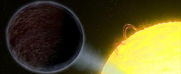 exoplanet, WASP-12b, nasa, space,