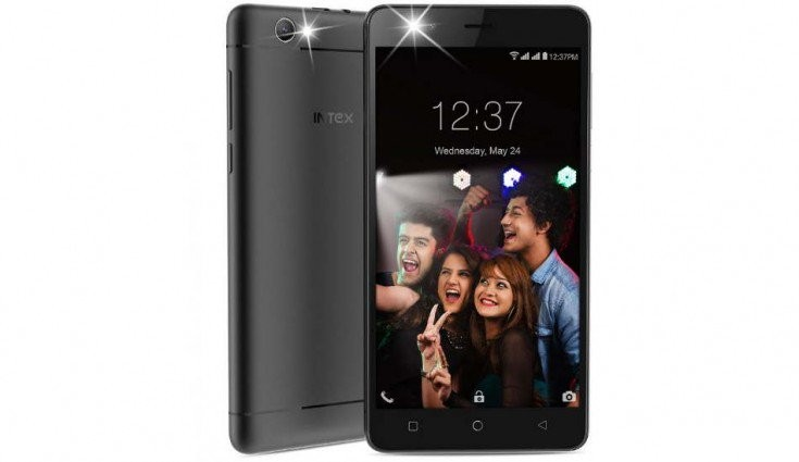 Intex,Aqua Selfie,Intex Technologies,smartphone,Intex smartphone,Intex new smartphone