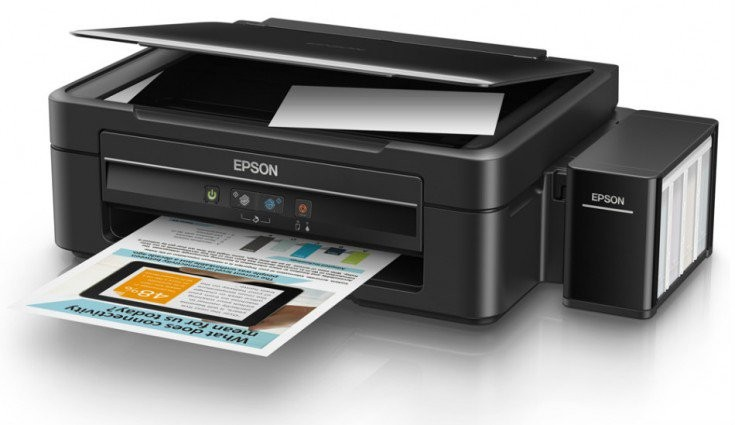 Epson launches new Inktank printer L1455 in India - Photos